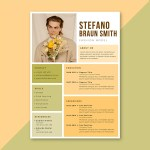 Fashion Model Resume