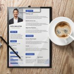 Lawyer Resume Template