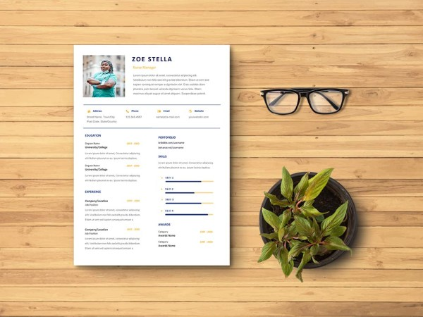 Free Nurse Manager Resume Template
