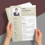 Financial Secretary Resume