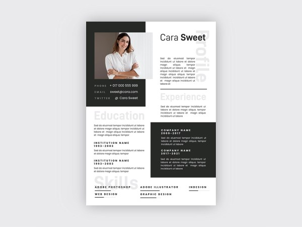 Free Office Administrator Resume Template
