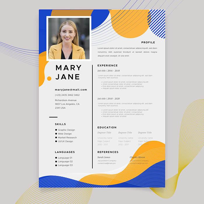 Marketing Coordinator Resume Template