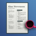 Neuropharmacologist Resume Template