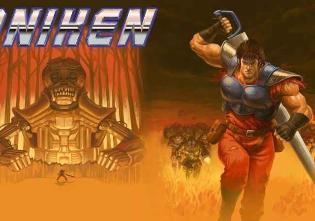 oniken unstoppable edition review