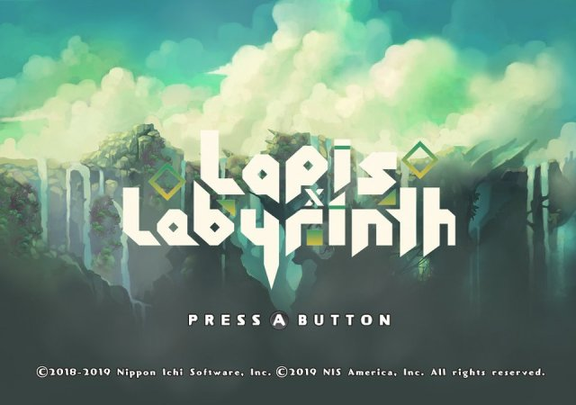 lapis x labyrinth review