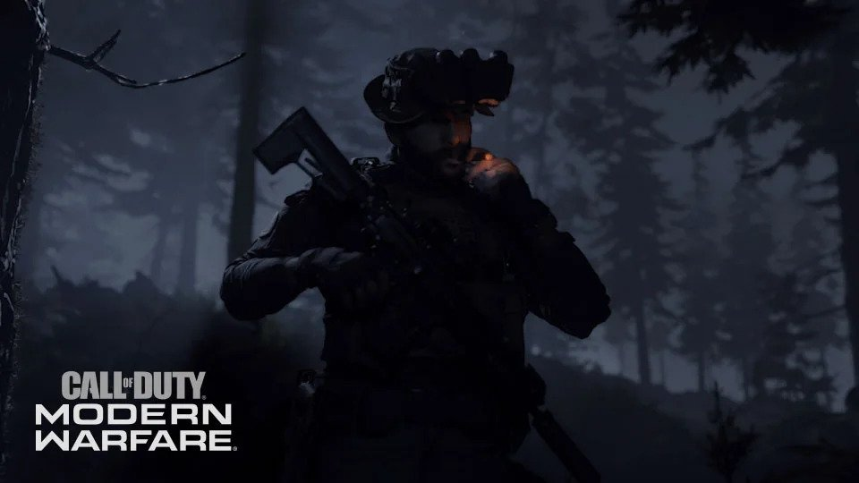 Modern Warfare con Barry Sloane