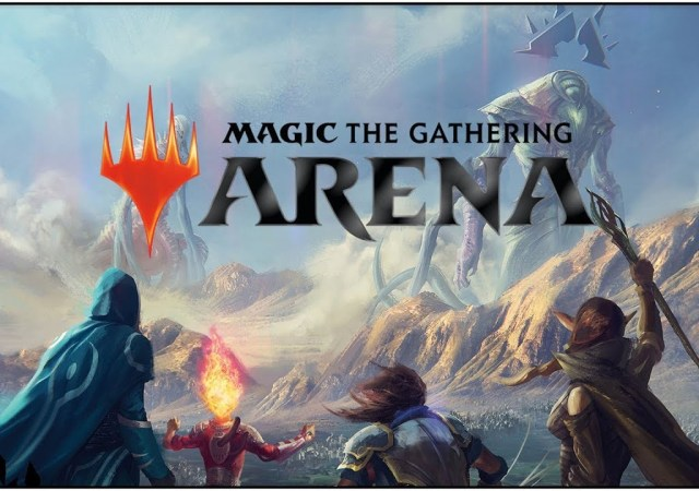 The Gathering Arena