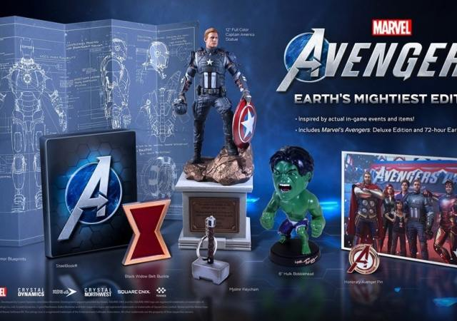 The Marvels Avengers Deluxe Edition