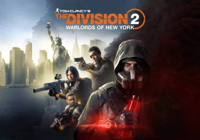 La máxima visión de Tom Clancy's The Division 2 Warlords of New York