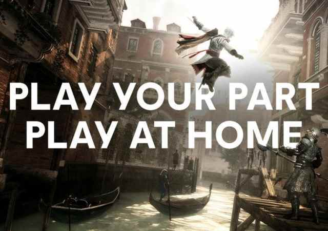 Play Your Part, Play at Home
