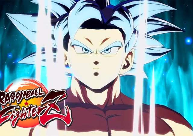 ULTRA INSTINCT GOKU SE UNE AL REPARTO DE DRAGON BALL: FIGHTERZ