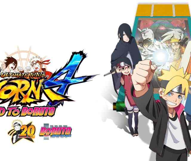 naruto shippuden: ultimate ninja storm 4 road to boruto - nintendo switch