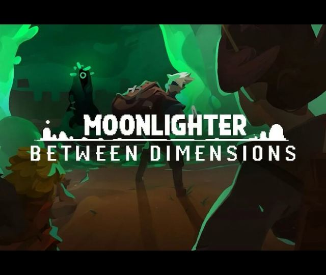 Moonlighter Between Dimensions Review Smashtec