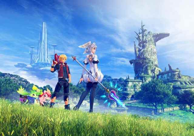 Explore a Massive Open World in a Grand RPG Adventure