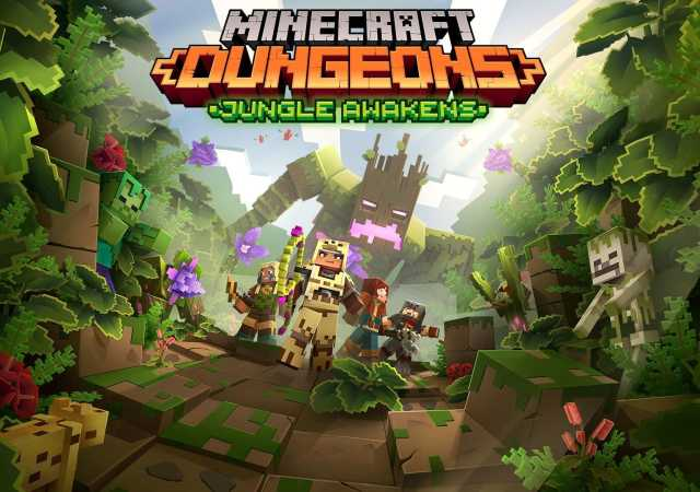 Minecraft en Jungle Awakens