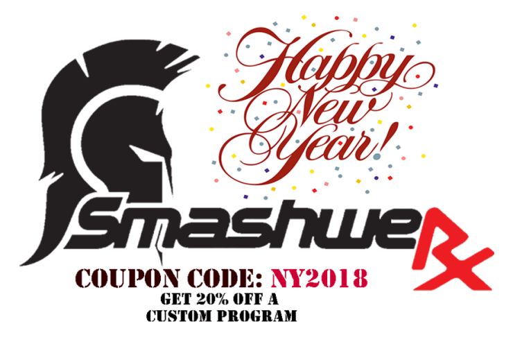 Smashwerx New Year