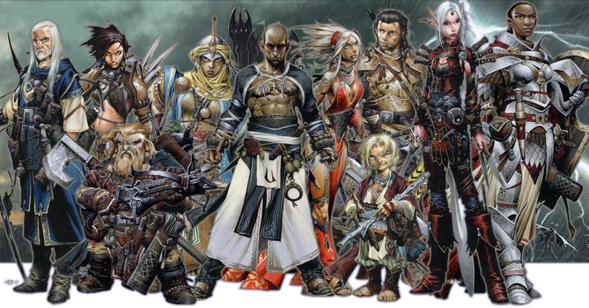 Οι 12 Classes του Dungeons and Dragons για νέους παίκτες (Part 2)