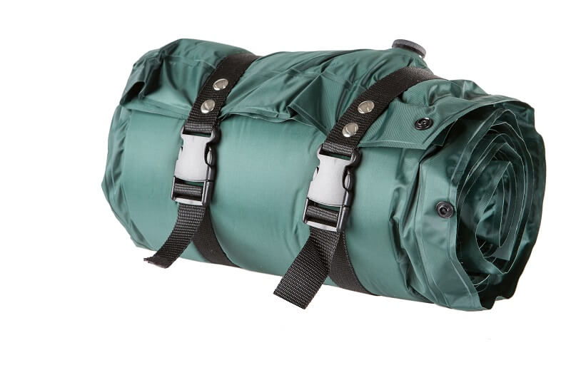 camping mattress baggage