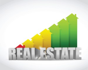 the real estate  boomlet driven by artificially low interest rates is over