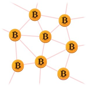 Bitcoin is a peer to peer currency based on mining bitcoins by solving complex math problems using a lot of electricity