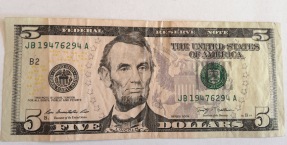 """Federal reserve notes are issued by the Fed in amounts as they deem necessary. Federal reserve notes have no backing other than the """"full faith and credit of the United States"""""""