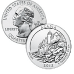 acadia america the beautiful coin