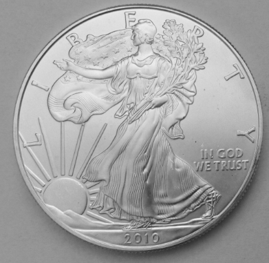 american silver eagle 2010 front