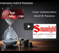 louis cammarosano gold and pensions you tube screen shot