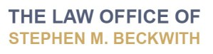 The Law Office of Stephen M. Beckwith logo
