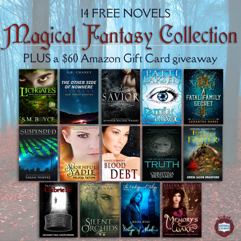09-04 Magical Fantasy Giveaway