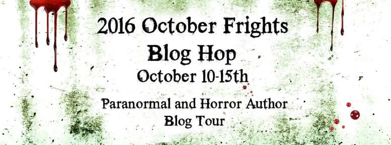 October Frights Blog Hop banner