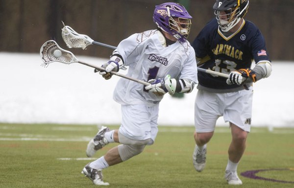 Men's lacrosse falls at Franklin Pierce, 11-7, in NE10 ...