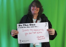 Share my experience! You are not alone! -Heather, Belmont