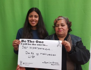 Ser la persona que... dafé y motivacion. -Familia Ortiz Martinez
