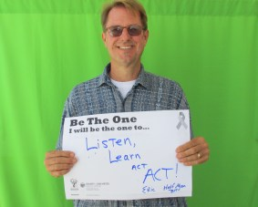 Listen, Learn, Act! - Eric, Half Moon Bay