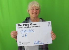 Speak up - Vaughn, El Granada