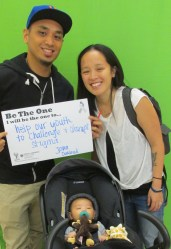 Help our youth to challenge and disrupt stigma. - John, Oakland
