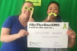 Challenge negative stereotypes! - Joyce, San Bruno