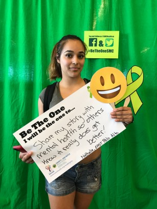 Share my story with mental health so others know it really does get better - Natalie, EPA