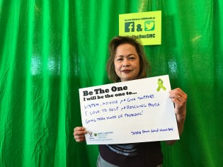 Listen, advice and give support. I love to help and rescue people going thru kinds of problems - Susan, HMB
