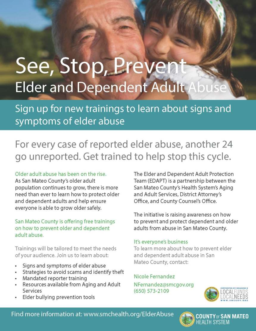 Elder Abuse Prevention Training