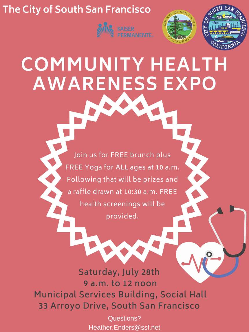 SSF Health Expo