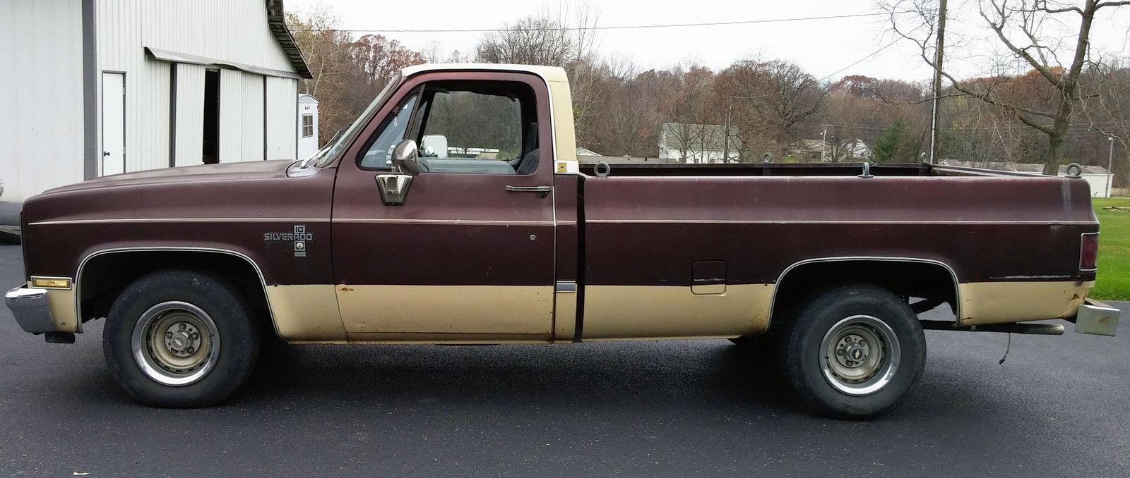 '82 Chevy 1500 Silverado Pickup