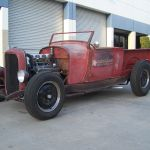 1928 Ford Roadster Pick Rat Rod Scta Hot Rod Model A 1932 Ford Classic Ford Other 1928 For Sale