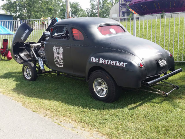 1940 Chevy Coupe Gasser