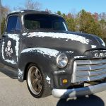 1954 Gmc 3100 Rat Rod Hotrod Shop Truck Ls Swap 5 3 Overdrive Trans On S10 Frame Classic Gmc Other 19540000 For Sale