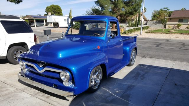 Classic Ford F-100 1955 For Sale