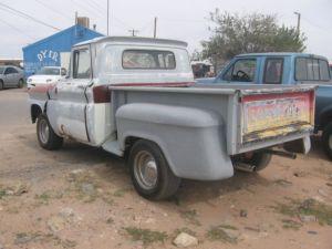 1963 Chevrolet Chevy Step Side SHORT BED Tilt Front Pickup