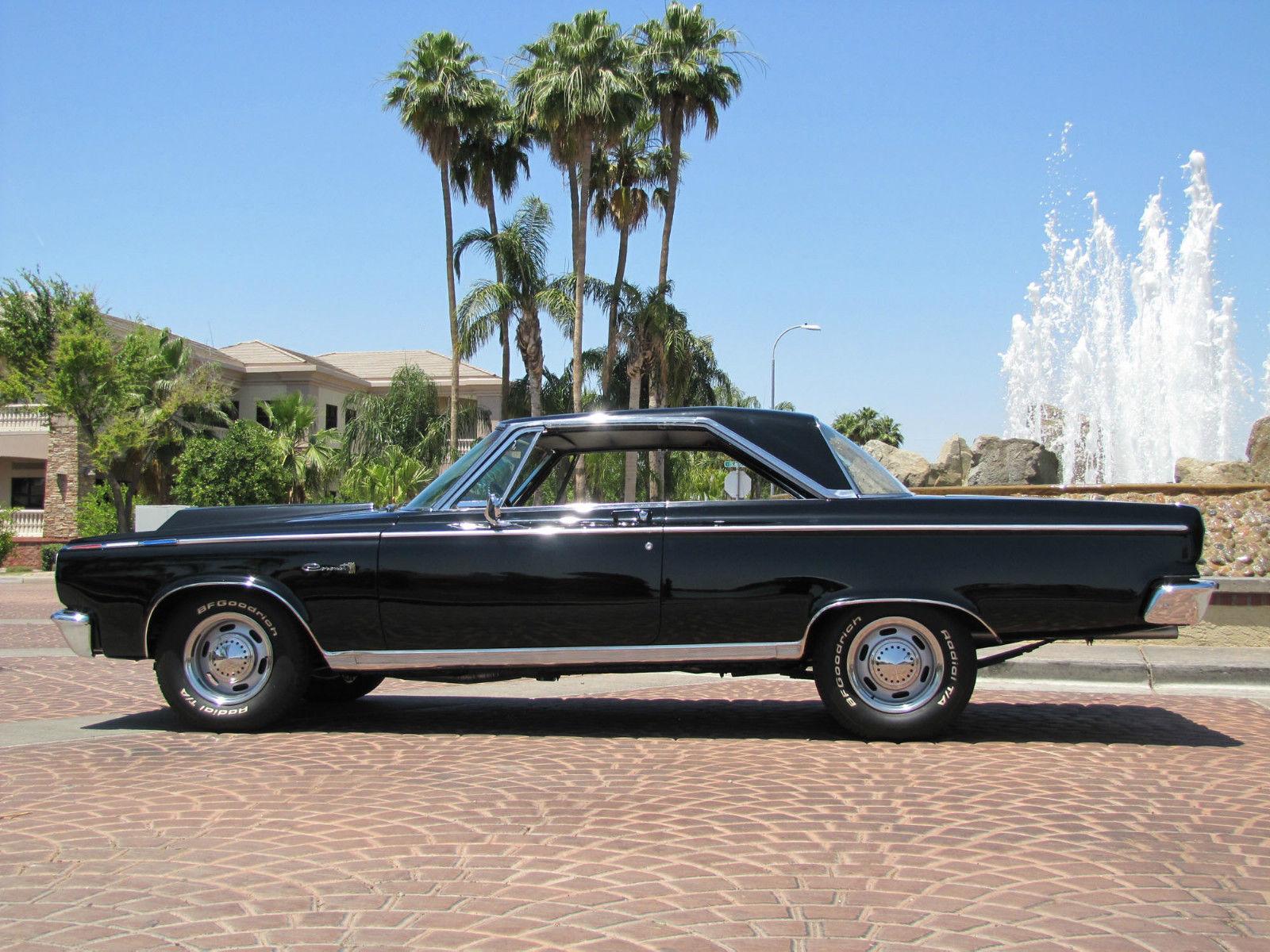 4 Door Coronet 1965 Dodge