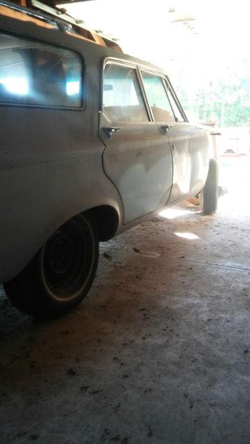 1976 Wagon Coronet Dodge